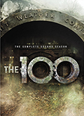 The 100: Season 2 DVD