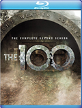 The 100: Season 2 Bluray