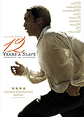 12 Years A Slave DVD