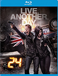 24: Live Another Day Bluray