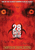 28 Days Later Widescreen DVD