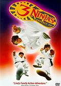 3 Ninjas Knuckle Up DVD