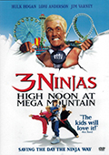 3 Ninjas: High Noon at Mega Mountain DVD