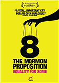 8 The Mormon Proposition DVD
