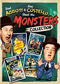 Abbott and Costello Meet The Monsters DVD