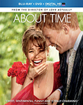 About Time Bluray