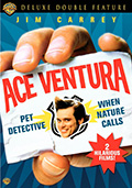 Ace Ventura When Nature Calls Double Feature DVD
