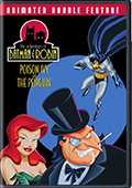 The Adventures of Batman & Robin: Poison Ivy and The Penguin DVD