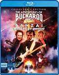 The Adventures of Buckaroo Banzai Combo Pack DVD