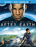 After Earth Bluray