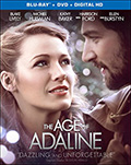 The Age of Adaline Bluray
