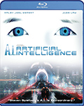 A.I. Artificial Intelligence Bluray