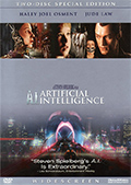 A.I. Artificial Intelligence Widescreen DVD