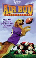 Air Bud Golden Receiver DVD