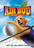 Air Bud Spikes Back DVD