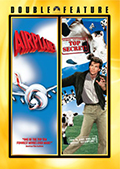 Airplane Double Feature DVD