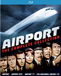 Airport The Complete Collection Bluray