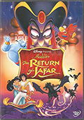 Aladdin: The Return of Jafar DVD