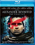 Alexander Revisited: The Final Cut Bluray