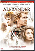 Alexander Theatrical DVD