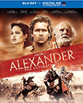 Alexander The Ultimate Cut Single Disc Bluray