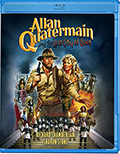 Allan Quartermain and the Lost City of Gold Bluray
