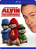 Alvin and The Chipmunks Bluray