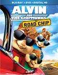 Alvin and the Chipmunks: The Road Chip Bluray