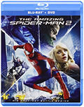 The Amazing Spider-Man 2 Bluray