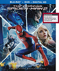 The Amazing Spider-Man 2 Target Exclusive Bonus DVD