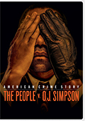 American Crime Story: The People vs. O.J. Simpson DVD