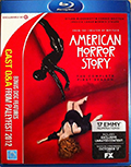 American Horror Story: Season Target Exclusive DVD