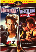 American Ninja 2 Double Feature DVD