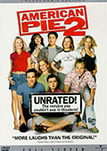 American Pie 2 Unrated Fullscreen DVD