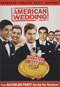 American Wedding Unrated Widescreen DVD
