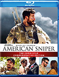 American Sniper: Chris Kyle Commemorative Edition Bluray