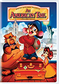 An American Tail DVD
