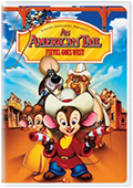 An American Tail: Fievel Goes West DVD
