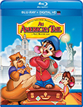 An American Tail Bluray