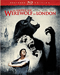 An American Werewold in London Remastered Edition Bluray