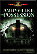 The Amityville Horror II DVD