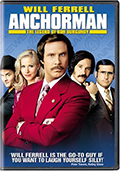 Anchorman Theatrical DVD