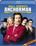 Anchorman Bluray