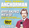 Anchorman Best Buy Exclusive Bonus DVD
