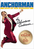 Anchorman Gift Set DVD