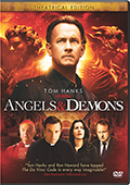 Angels & Demons Theatrical DVD