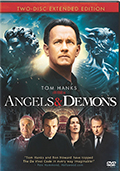 Angels & Demons Extended Edition DVD