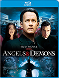 Angels & Demons 2016 Re-release Bluray
