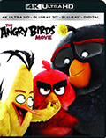 Angry Birds 3D Bluray