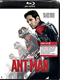 Ant-Man Target Exclusive 2D Bluray